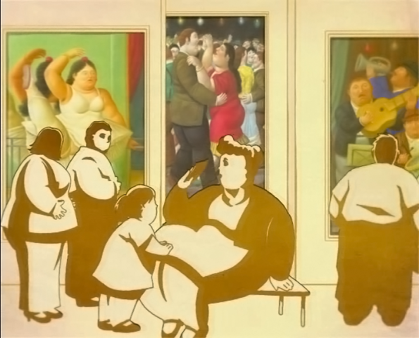 Botero TV Commercial