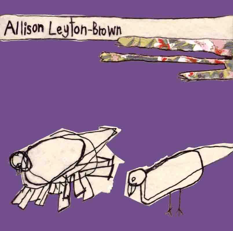 Allison Leyton Brown CD